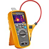 Fluke 279FC Digital Multimeter with Built-In Thermal Imager with Iflex (Color: Yellow/grey)