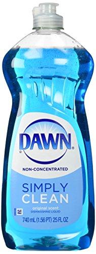 Dawn Dish Soap, Non-Concentrated Dishwashing Liquid, Original Scent, 25 Fl Oz (Dawn Dish Soap 25 Oz compare prices)