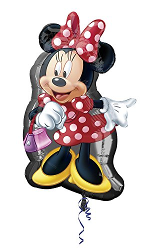 Anagram International 2637401 Minnie Full Body Shop Balloon Pack, 32""