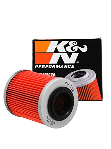 K&N KN-152 Powersports High Performance Oil Filter (Can Am Oil Filter compare prices)