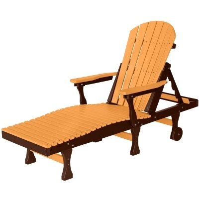 berlin gardens comfo back double chaise lounger cedar. Black Bedroom Furniture Sets. Home Design Ideas