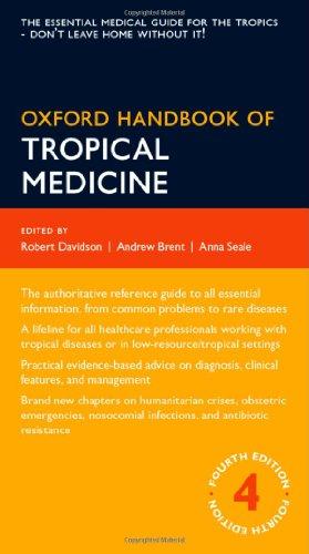 Oxford Handbook Of Tropical Medicine (Oxford Handbooks)