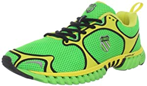 K-Swiss Men's Kwicky Blade-light N Running Shoe,Neon Lime/Blazing Yellow/Black,8 M US