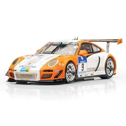 Minichamps Porsche 911 GT3R Hybrid Nurburgring 2010 - 1:43