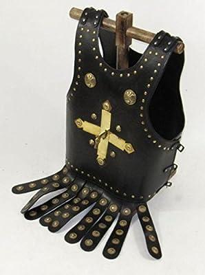 Nauticalmart Faux Leather Armor Jacket (L-20342)