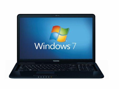 Toshiba Satellite L670D-13F 17.3 inch Notebook (AMD Athlon II P340 Processor, 2GB RAM, 320GB HDD, Windows 7 Home Premium)