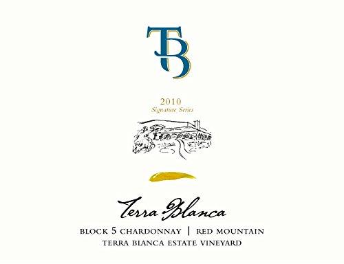 2010 Terra Blanca Signature Series Block 5 Chardonnay 750 Ml