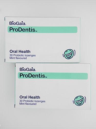 バイオガイア プロデンティス 生きる乳酸菌 ミント味 30粒×2箱