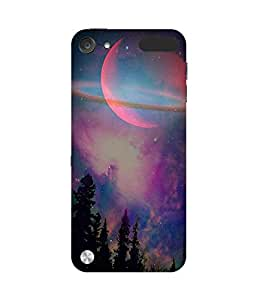 Dreamy Jupiter Apple iPod Touch (5th generation) Case