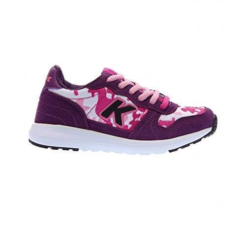 Kelme, Sneaker bambine viola Size: 36
