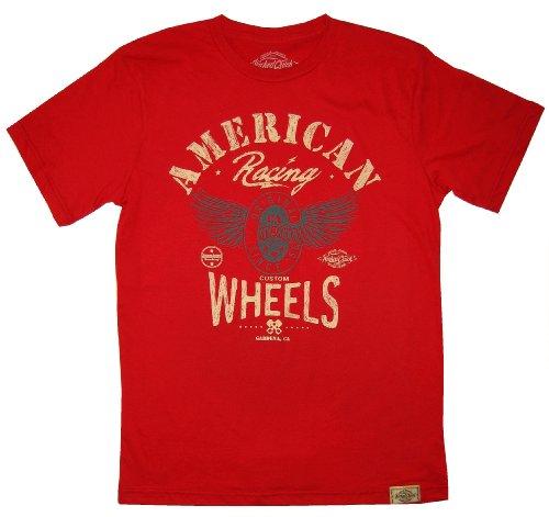How To Buy Wicked Quick American Racing Custom Wheels Tee