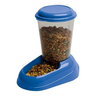 Ferplast Zenith Cat and Dog Food Dispenser, 29.2 x 20.2 x 28.8 cm, 3 Liter