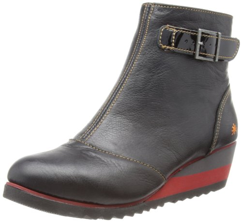 Art Womens Michigan-84 Black Boots 8 UK, 41 EU