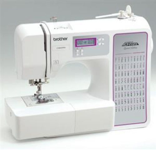 Brother Sewing Project Runway Cs-8800Prw Electric Sewing Machine / Cs8800Prw /