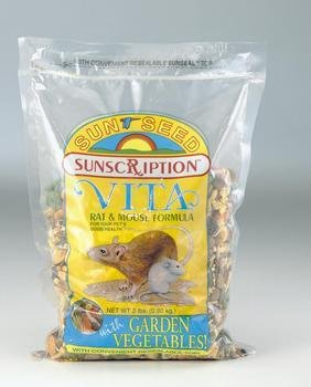 Vita Mix Rat & Mouse Food, 2Lb (6 Pieces)