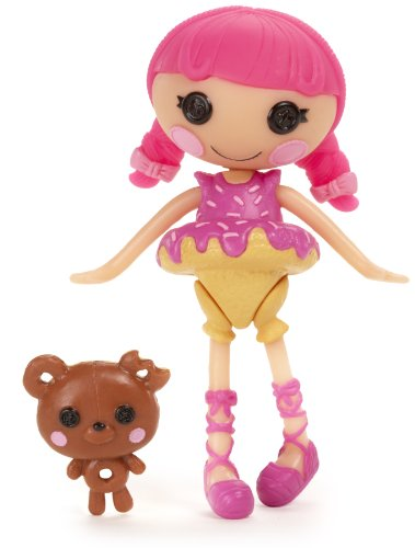Lalaloopsy Mini Doll, Cake Dunk-N-Crumble - 1