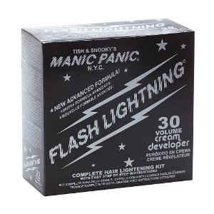 Flash Lightening Bleach Kit 30 Volume