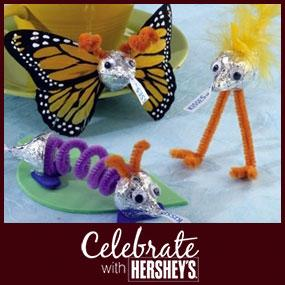 Hershey's Kisses Kritters Craft