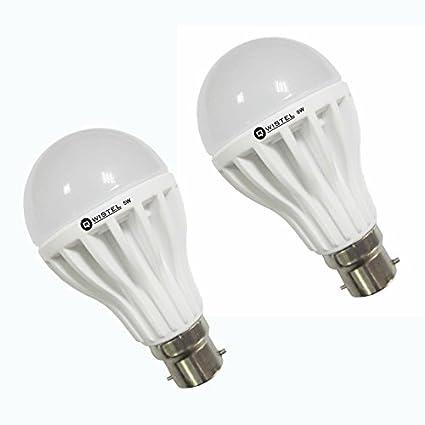 5W & 9W White LED Bulb
