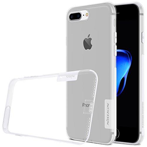 Nillkin-Nature-Custodia-TPU-posteriore-di-protezione-e-antiscivolo-per-iPhone-7-Plus-Transparente