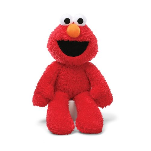 "Gund Sesame Street Take Along Elmo 12"" Plush - 1"