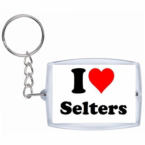 esclusivo-portachiavi-keychain-i-love-selters-in-bianco-una-grande-idea-regalo-per-il-vostro-partner