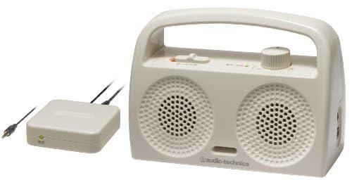 audio-technica SOUND ASSIST デジタルワイヤレススピーカーシステム(アイボリー) AT-SP730TV IV