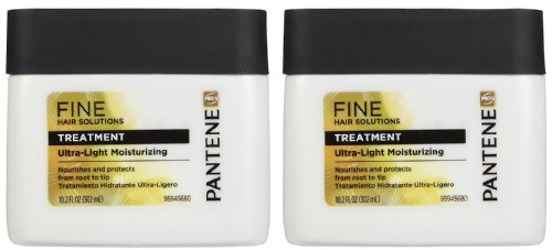 Pantene Pro-V Fine Hair Solutions Ultra-Light Moisturizing Treatment 300 ml