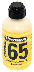 Dunlop 6554 Lemon Oil 4 Ounce