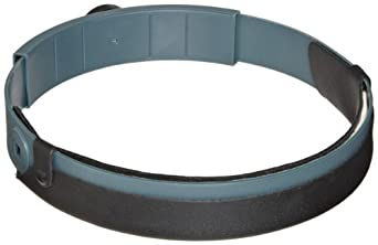Donegan Replacement Headband with Leather Comfort Band Attached for OptiVisor, OptiVisor LX, and AccurSite Series Magnifiers