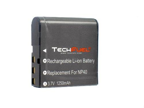 Casio Exilim EX-Z1000 Digital Camera Battery - Premium TechFuel® NP-40 Battery