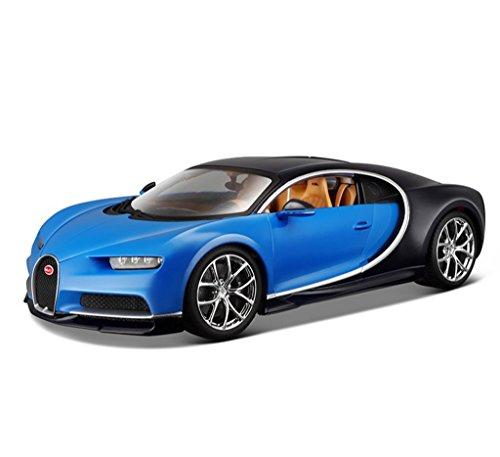 118-bburago-bugatti-chiron-blue-diecast-model-roadster-car-vehicle-new-in-box