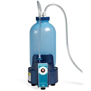 Scienceware 199170150 Vacuum Aspirator Collection System, 1gallon with Pump