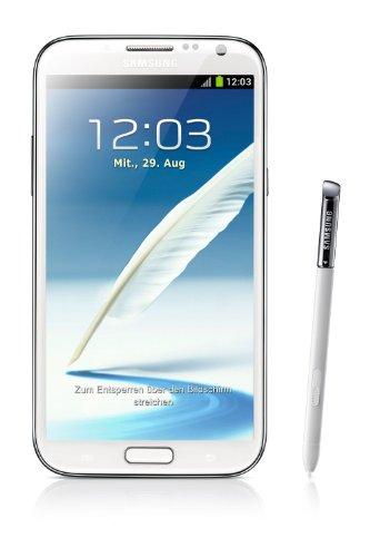 Samsung Galaxy Note II N7100 16GB White-Unlocked International Phone (Samsung Galaxy Note Ii Phone compare prices)