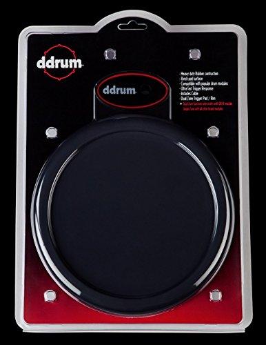 Ddrum Dd3Tp Add-On Dual Zone Electronic Drum Pad