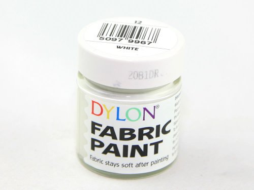 dylon-fabric-paint-white-25ml