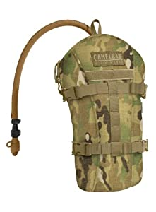 Camelbak Armorbak 100oz Mil-Spec Tactical MOLLE Attachable Hydration Pack by CamelBak