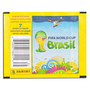 Buy World Cup Soccer 2014 Panini Stickers by Panini