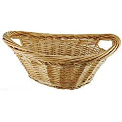 "TOPOT 23"" Willow Laundry Basket"