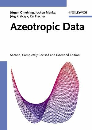 Azeotropic Data, 3 Volume set PDF