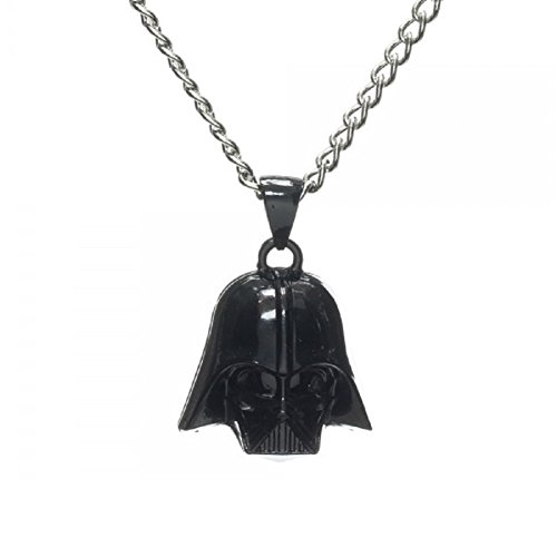 Darth Vader 3D Helmet Chain Necklace