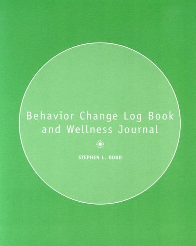 Behavior Change Logbook and Wellness Journal