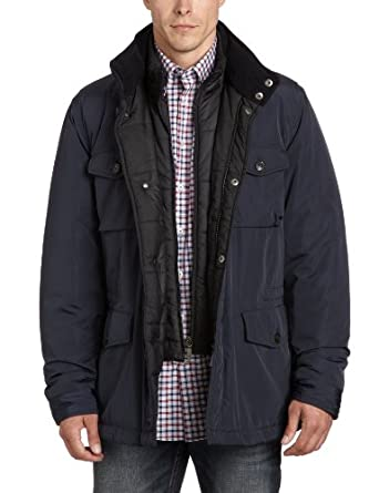 Gant Men's 70146 Jacket Blue (Navy) 48
