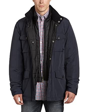 Gant Men's 70146 Jacket Blue (Navy) 48