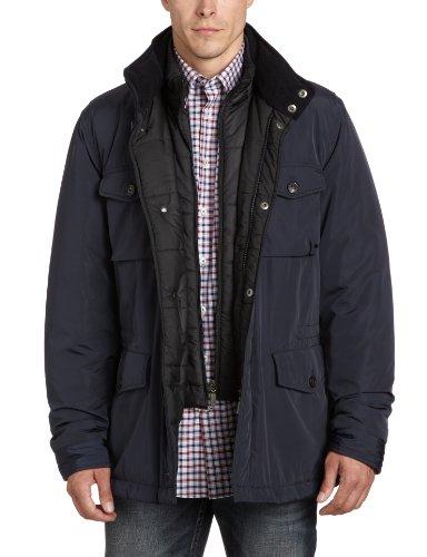 Gant Men's 70146 Jacket Blue (Navy) 50