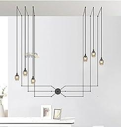 Creative personality modern fashion chandeliers 6