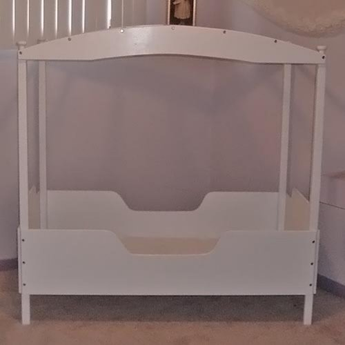 Cheap Jasmine Canopy Toddler Bed For Sale Princess Bed