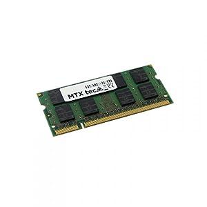 MTXtec Arbeitsspeicher 2GB RAM für Dell XPS M1530