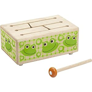 Wonderworld Froggy Drum by Smart Gear