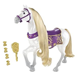 Amazon.com: Disney Tangled Featuring Rapunzel Maximus Horse: Toys & Games
